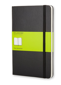 Plain Notebook Large - Pagine bianche