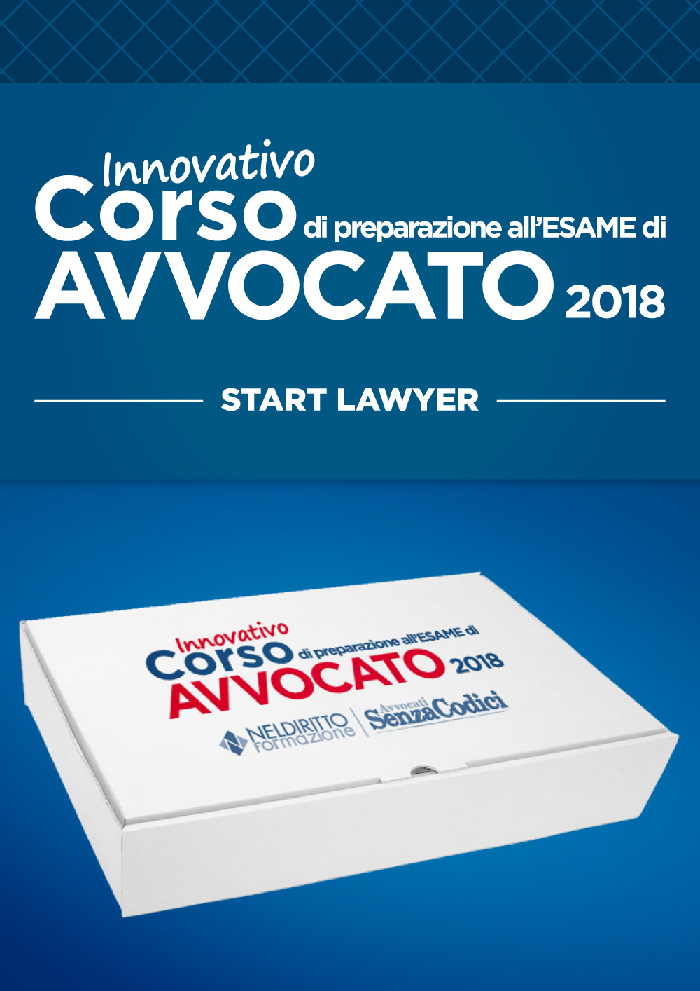 Corso Avv.to - START LAWYER