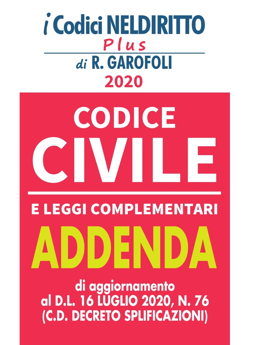 Addenda Codice Civile Plus