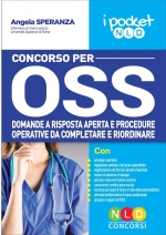 concorso per OSS -  volume pocket