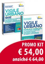 Kit Vigile urbano- Manuale+Quiz